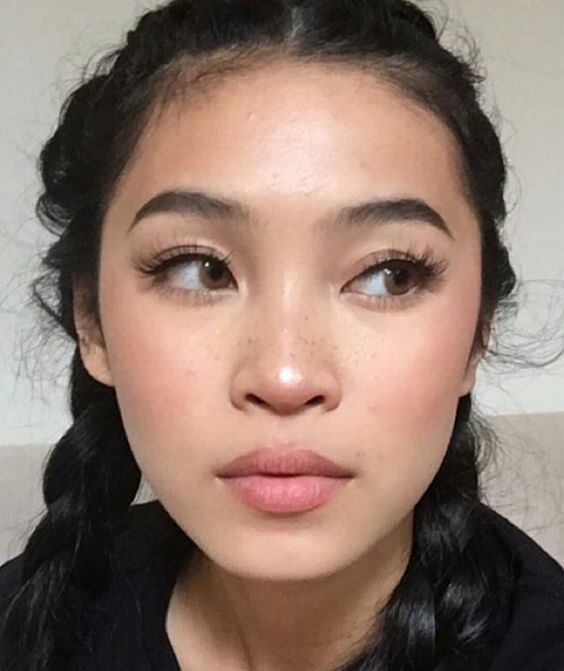 ☆ pinterest: lilosplanets ☆ pretty #woc #BlackHair #Asian