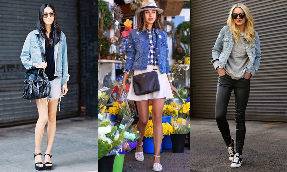 46345d48dc 7 Tips on How to Wear a Denim Jacket - Her Style Code