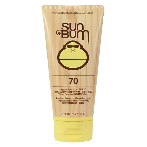 Image result for Sun Bum Sunscreen Lotion Broad Spectrum SPF 70
