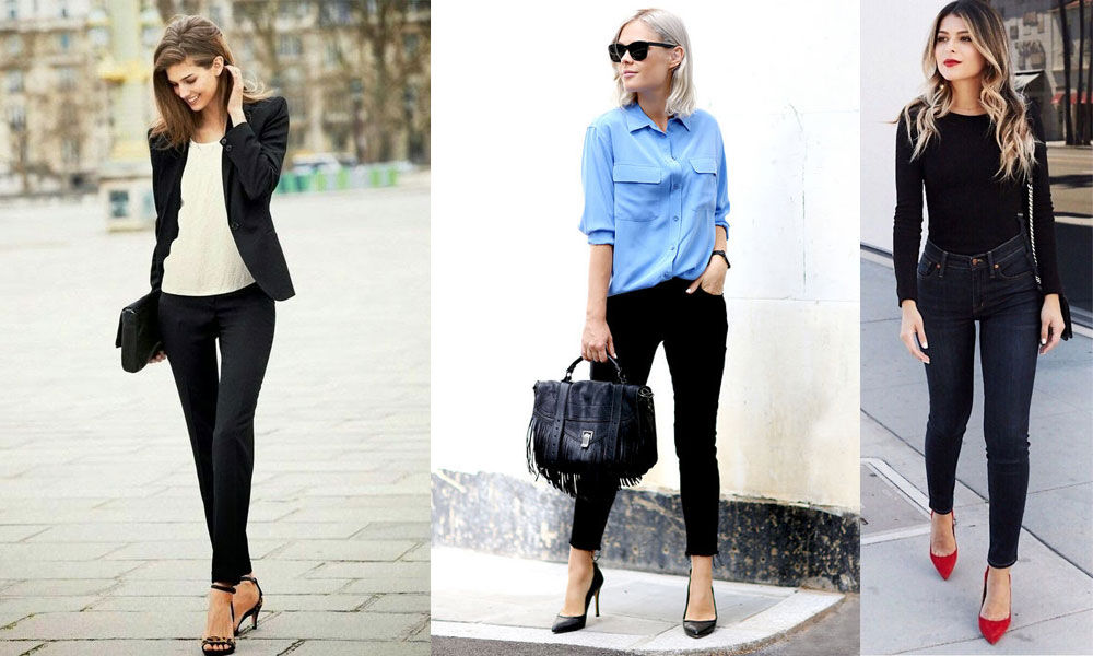 096437b47559d What to Wear For Your First Day at Work - Outfit Ideas for Work ...