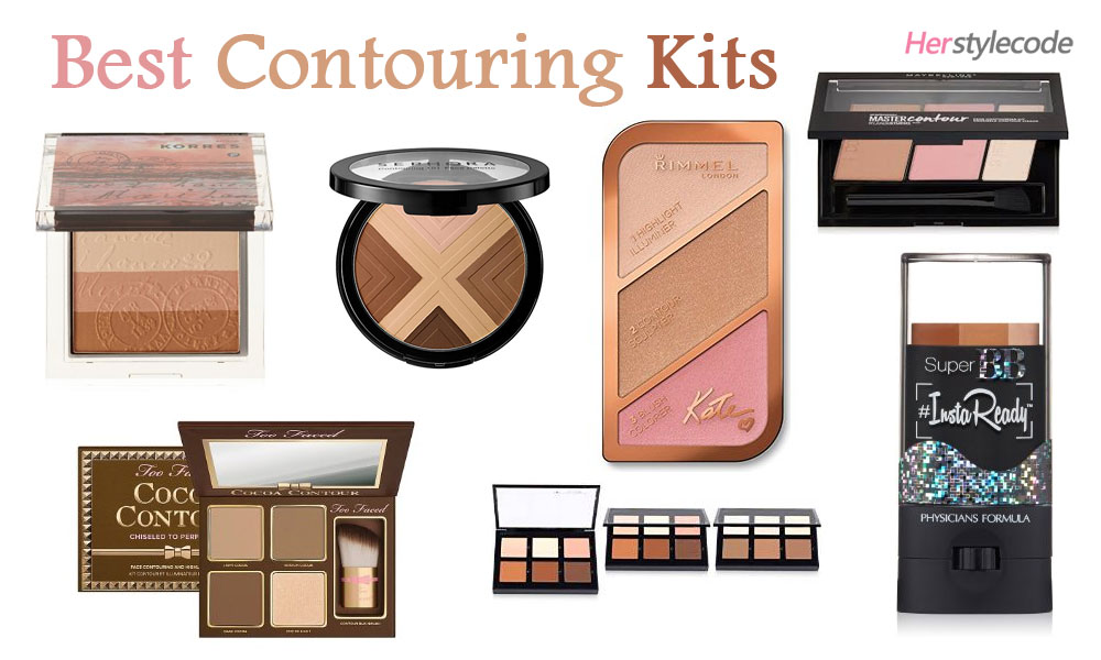 Best New Contouring Kits