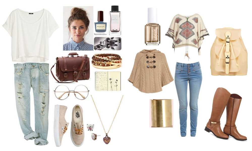 outfit ideas for college students What to Wear at College