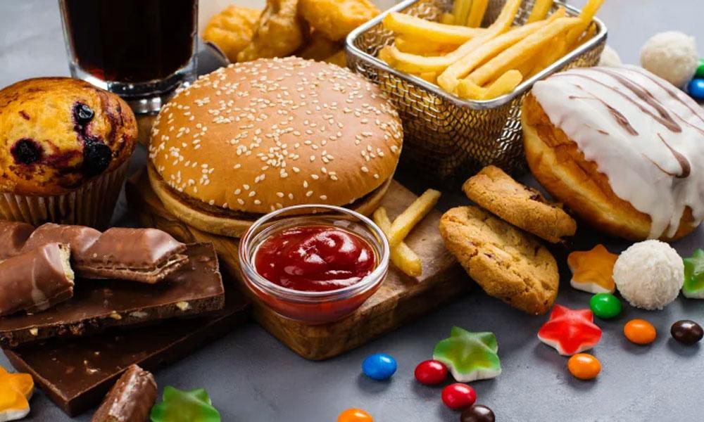 Resist Your Junk Food Cravings