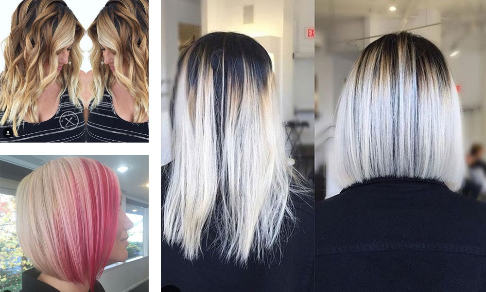 Two Toned Hairstyles