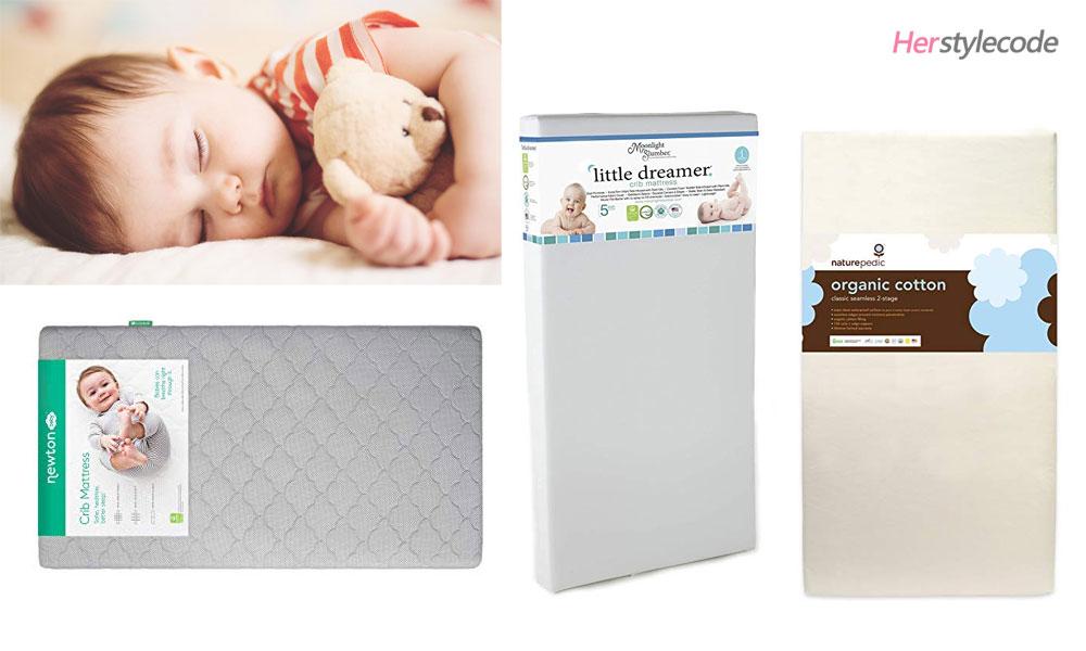 Best Crib Mattresses – Affordable Crib Mmattress for Babies