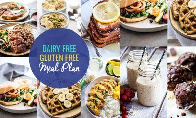 Gluten Free, Dairy Free Diet