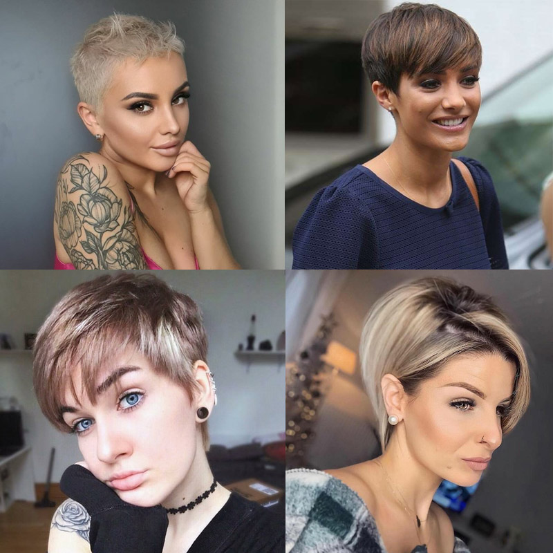 best pixie cuts 60+ Hottest Pixie Haircuts - Pixie Hairstyles from Classic to Edgy