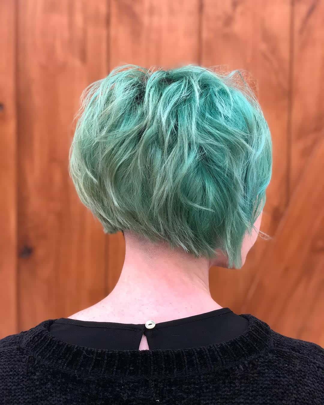 Hair Color Ideas for Bob Hairstyles (3)