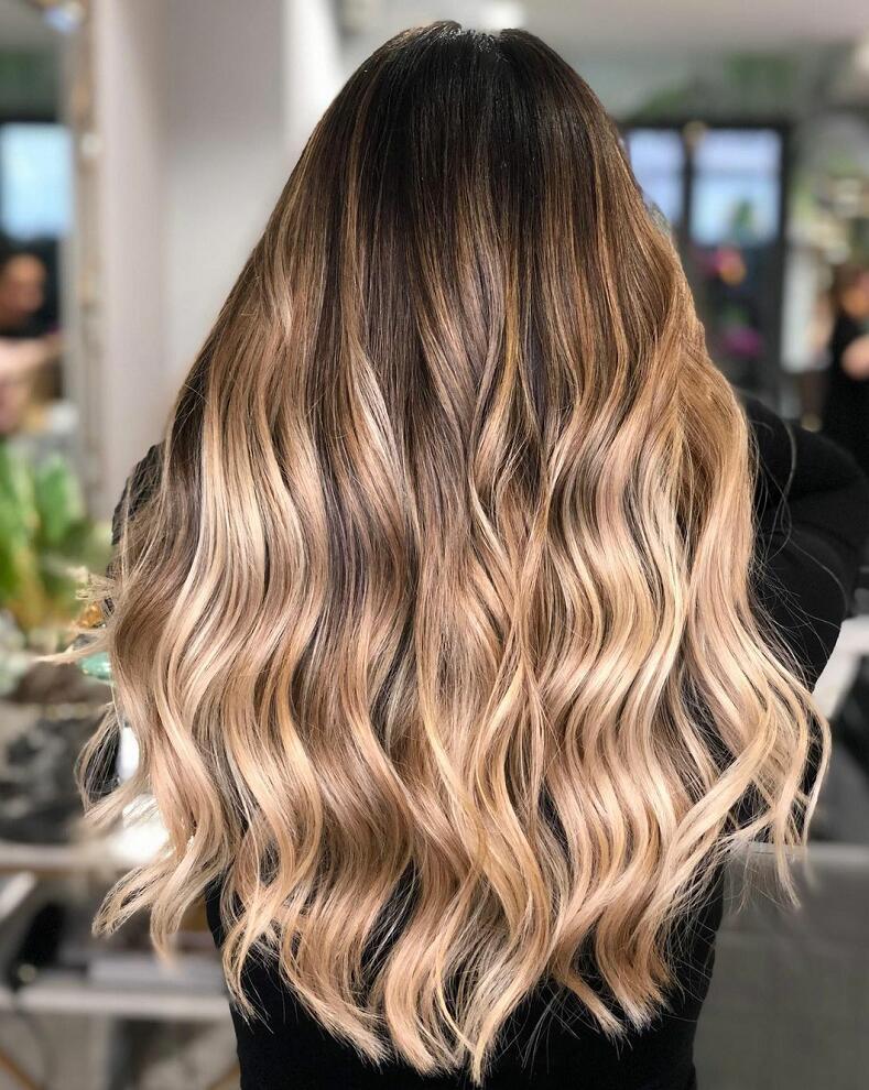 balayage hairstyles 2022