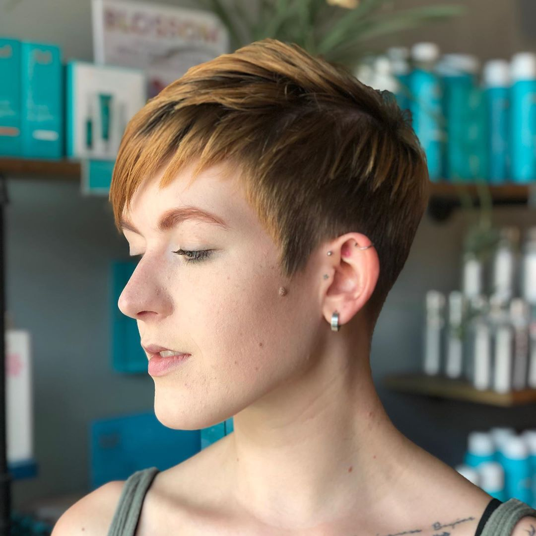 best short haircuts for women 2 7 Sassy Short Haircuts for Women from Rendezvous Hair Salon