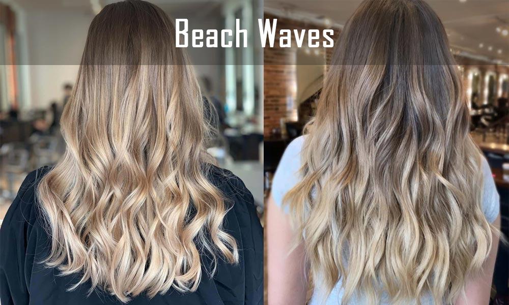 best Beachy Waves hairstyles 10 Best Beach Wave Hairstyles for Summer 2021