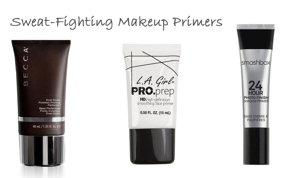 Sweat Fighting Makeup Primers 3 Best Sweat-Fighting Makeup Primers for Summer