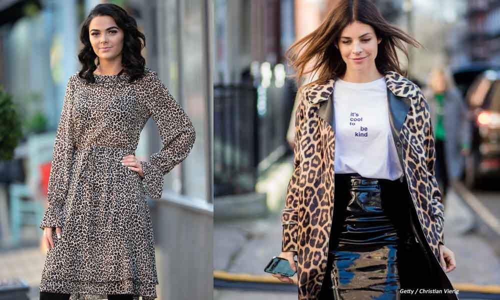 Leopard print outfits How To Style Animal Print Dresses