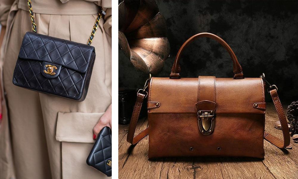 Vintage Handbags Should We Purchase Vintage Handbags?