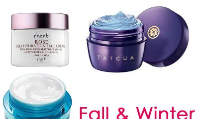 Best Moisturizers for Fall and Winter