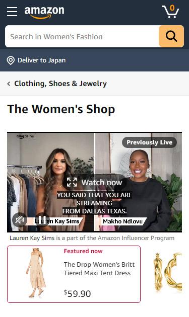 Amazon Online Plus-Size Clothing