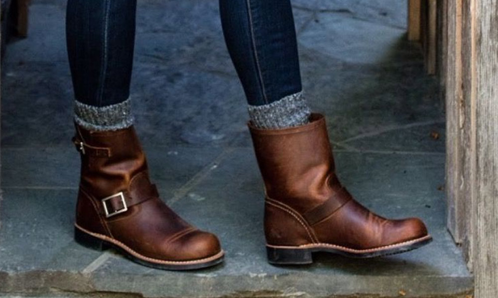 best engineer boots for women How to Wear Engineer Boots with Fabulous Fashion Flair