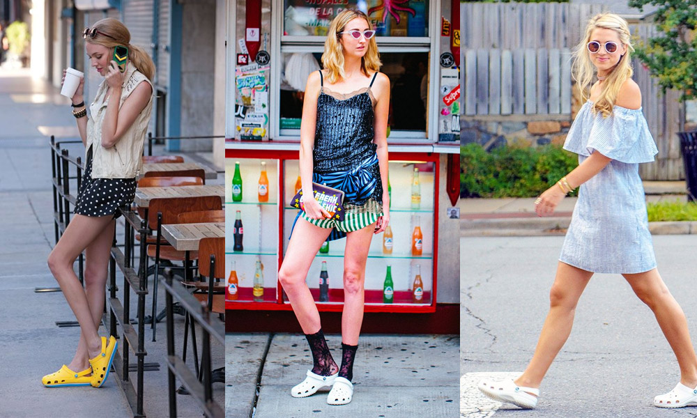 How to Wear Crocs How to Wear Crocs Fashionably in the New Cute and Dainty Sandal Styles