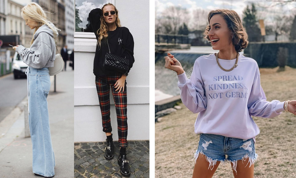 How-to-Wear-Oversized-Sweatshirt-Outfits-ideas