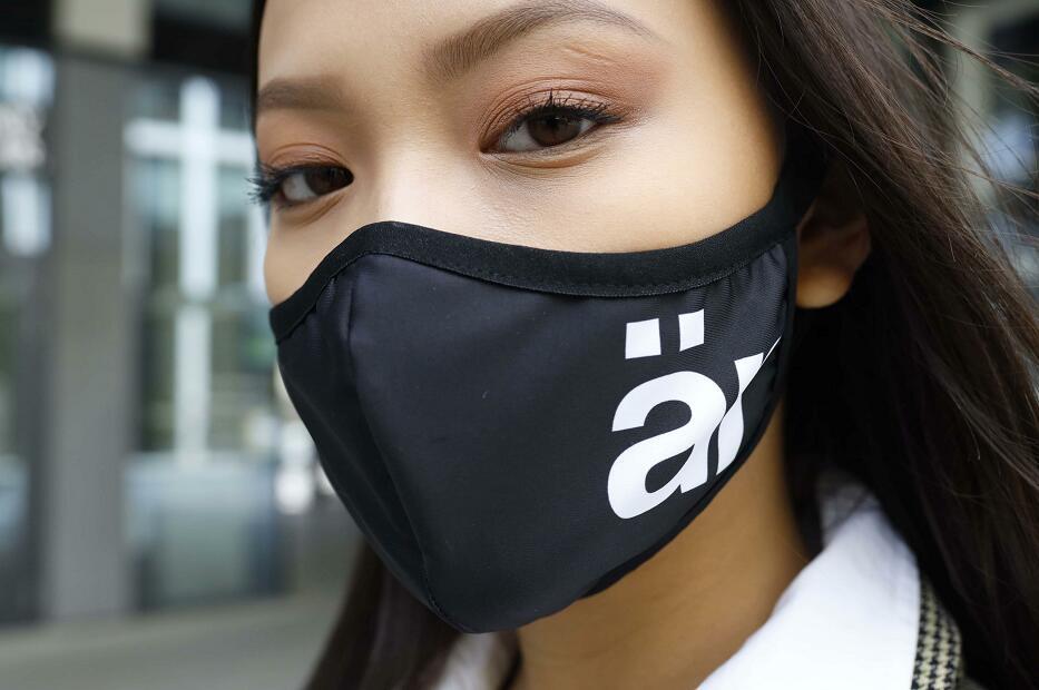Kopie souboru är Face Mask Cover Photo