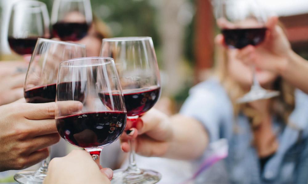 Next Outdoor Drinks Date
