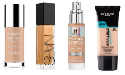 Best Foundations for Dry Skin herstylecode.com