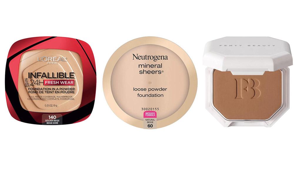 Best Powder Foundations