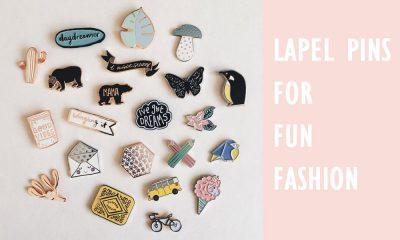 How to Wear Enamel Pins - Lapel Pins for Fun Fashion