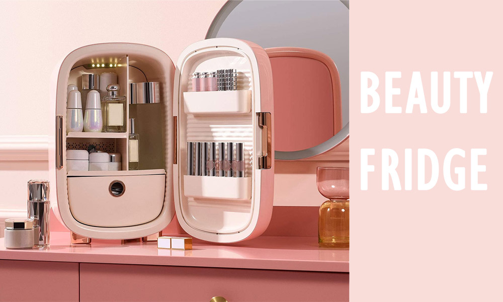 best Beauty Makeup Fridge