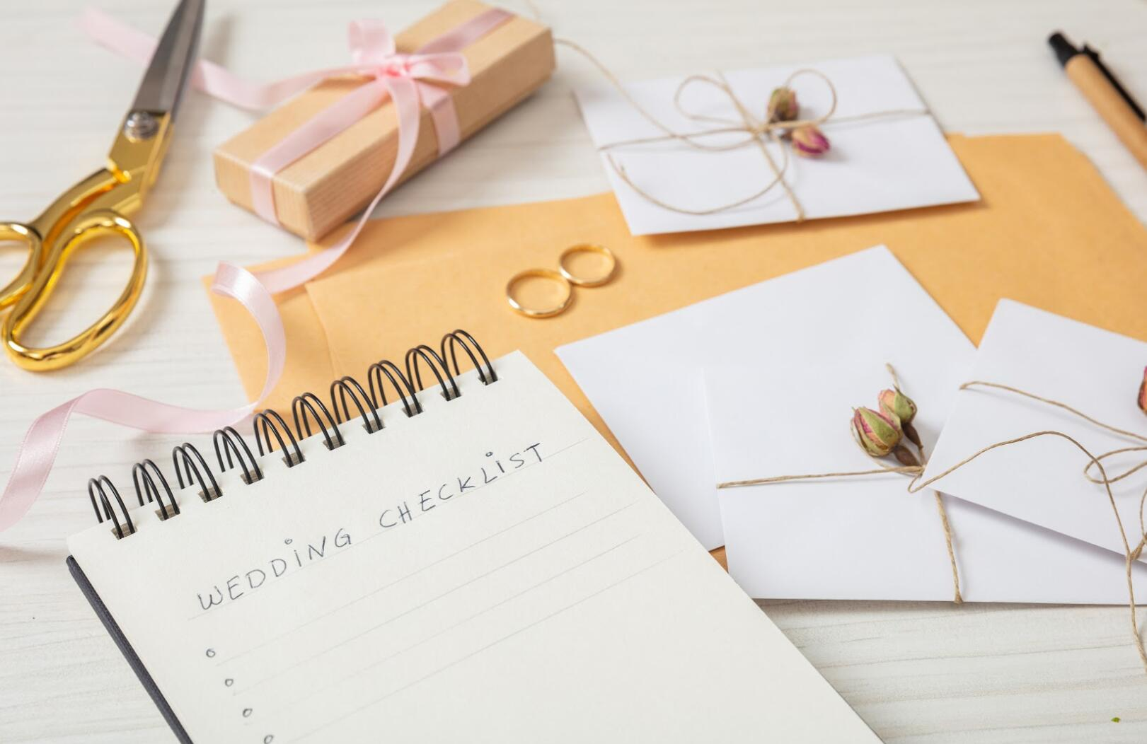 wedding checklist 7 Styling Tips For Wedding Events Leading Up To The Big Day