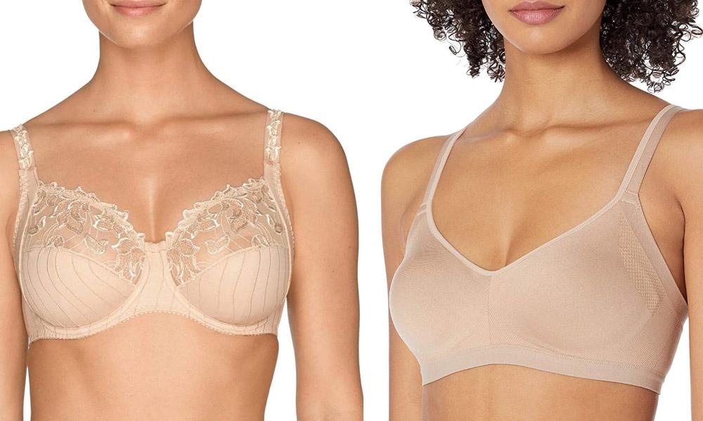 Best Bras for Sagging Breasts 8 Best Bras for Sagging Breasts - Perk Up & Re-Define Your Figure!