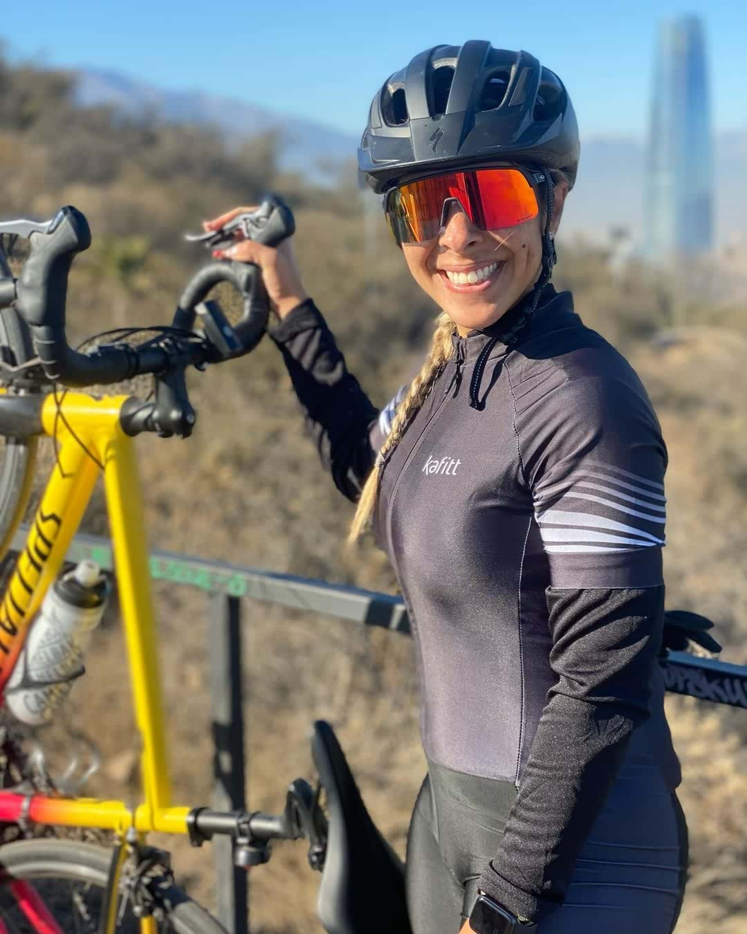 Biking girls How to Get the Perfect Style for Your Exercise Regime