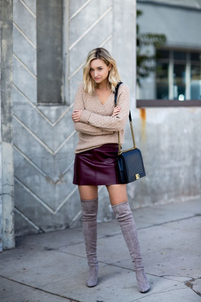 How to and What to Wear with Thigh High Boots How-to and What to Wear with Thigh High Boots