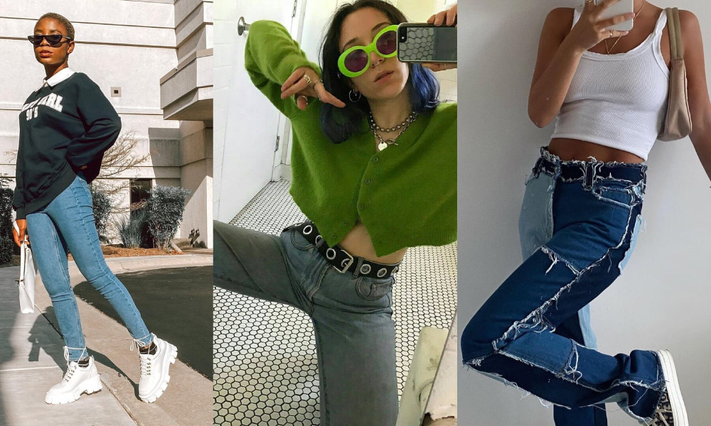 How to wear Skinny Jeans with Y2K How to wear Skinny Jeans with Y2K