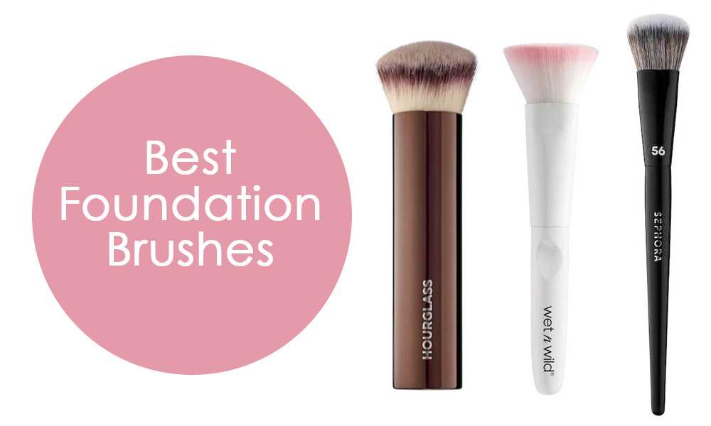 best foundation brushes herstylecode.com The 7 Best Foundation Brushes for Beginners