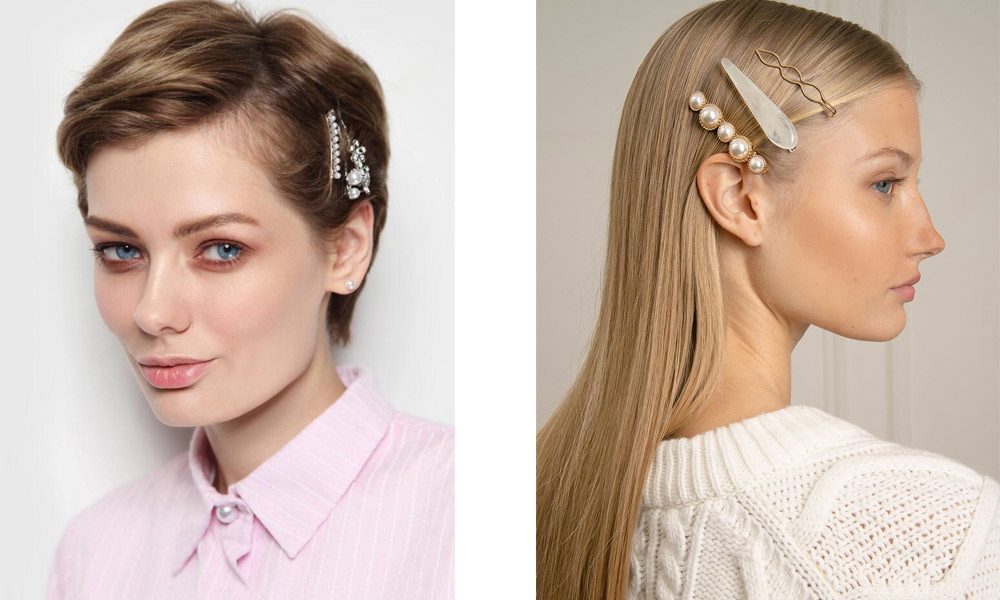 how to style barrette How to Wear Barrettes, 10 Easy Ways to Style Barrettes