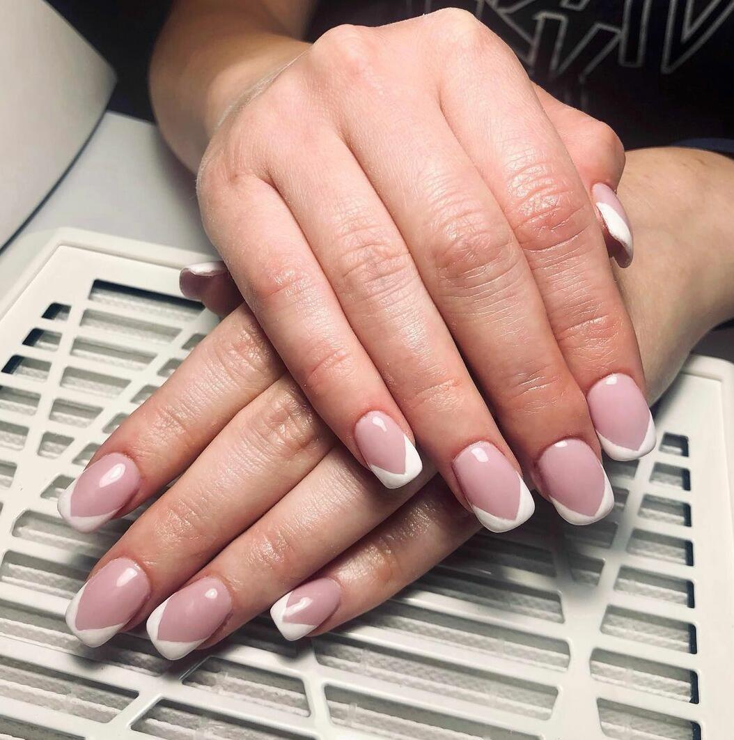 French Manicure 30 Hottest French Manicure Designs - Fresh French Manicure Ideas