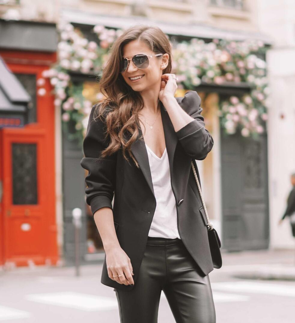 how to style a blazer female 7 Tips on How to Style Women's Blazers