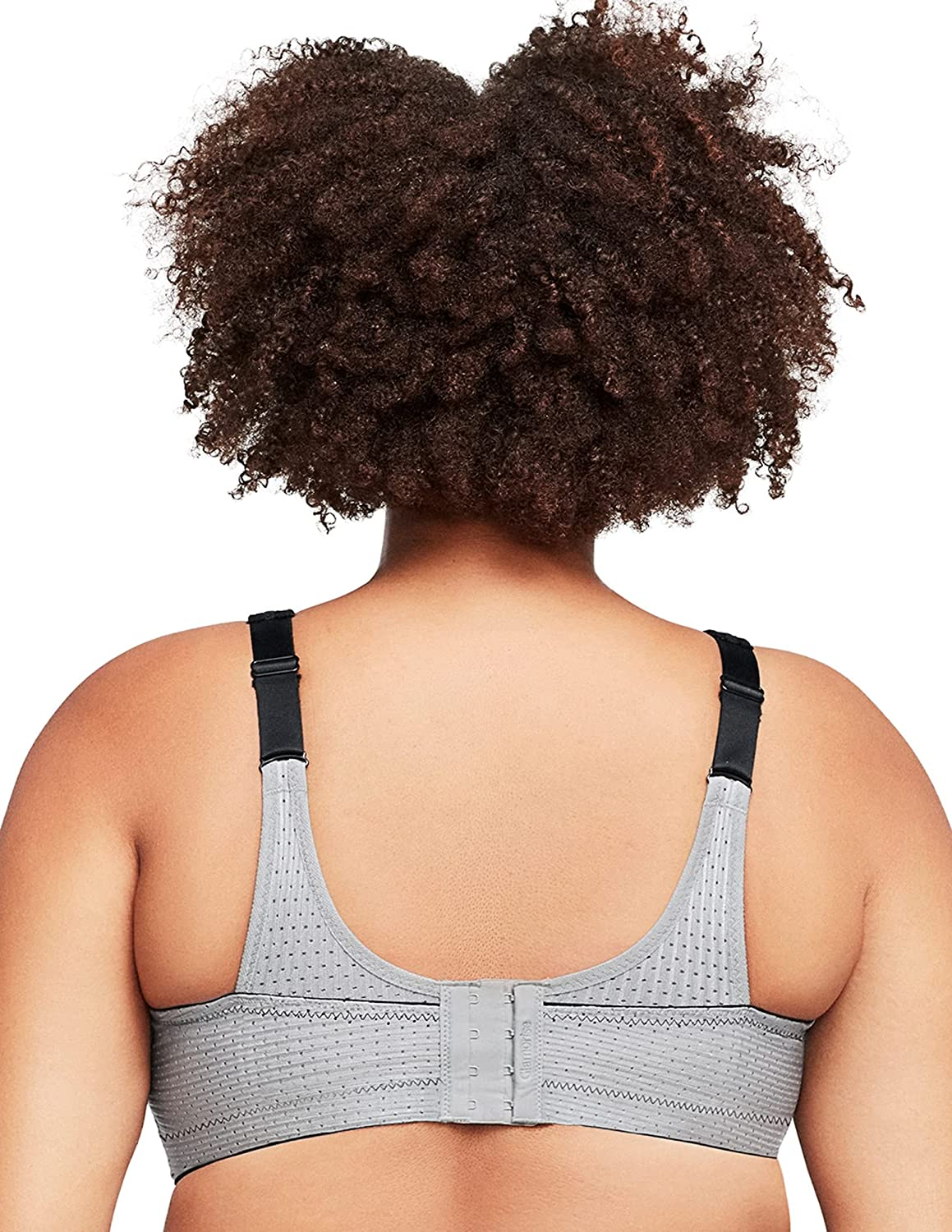 Glamorise Custom Control Wire Free Sports Bra 7 Best Plus-Size Sports Bras for Large Breasts, Control & Comfort for All